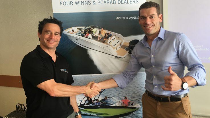 Four Winns / Scarab dealer meeting Germany
